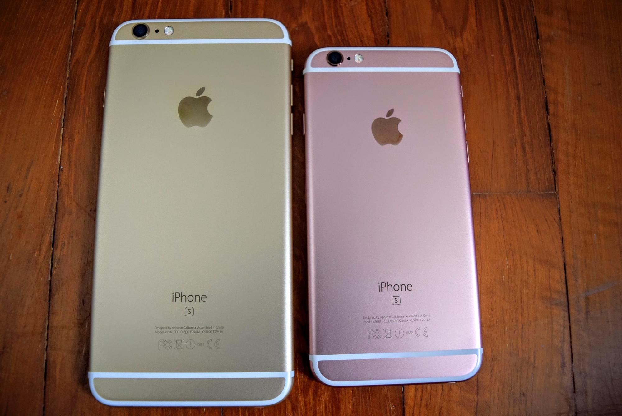 Iphone 6s plus 960