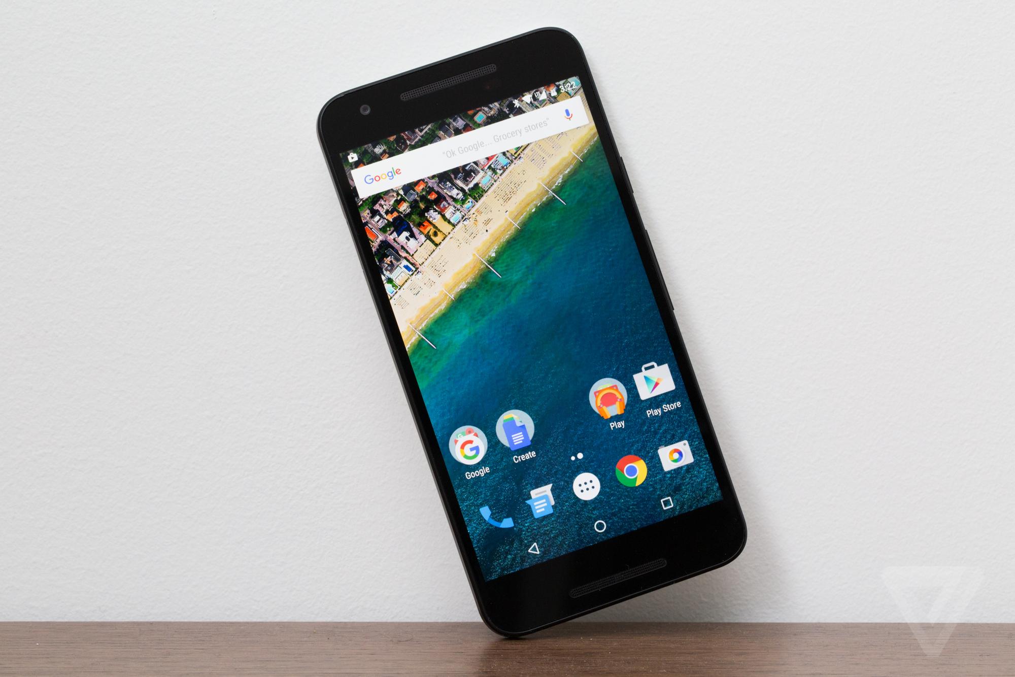Nexus 5x 333